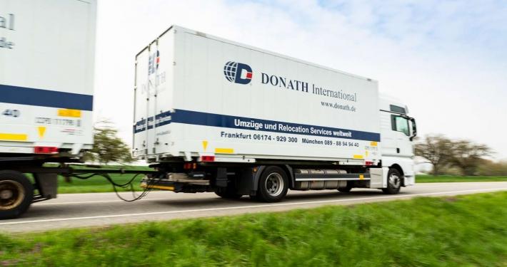 Umzüge regional und international – DONATH Moving & Relocation