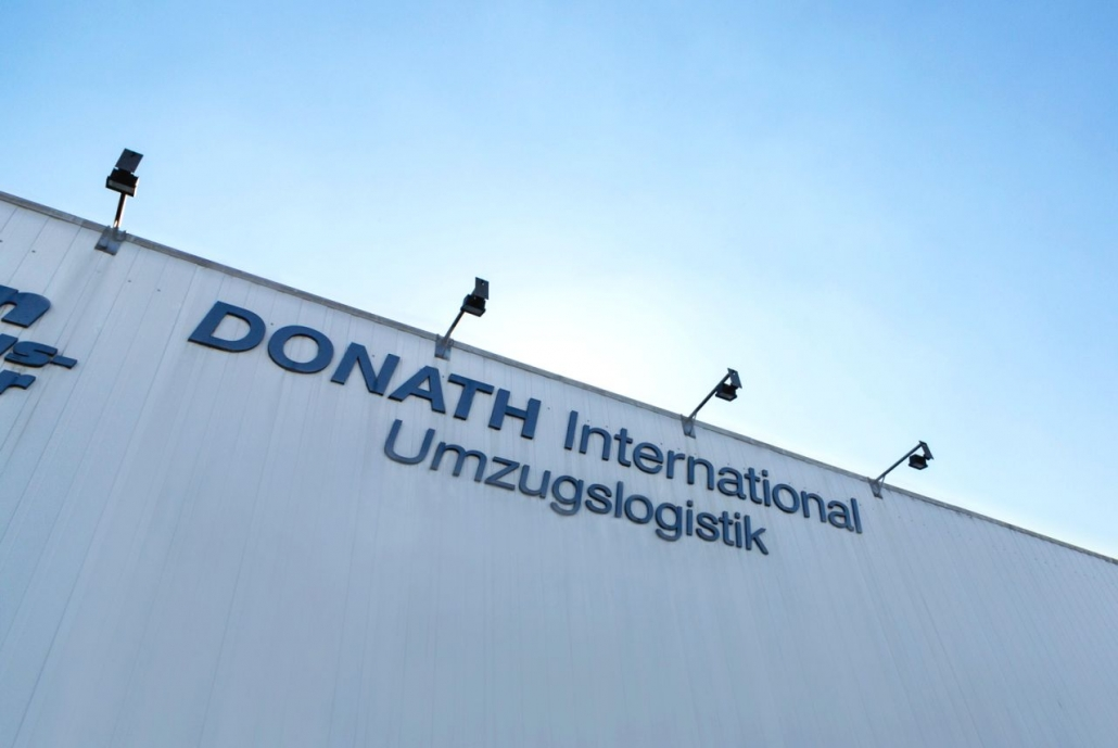Umzug innerorts und international Donath Moving & Relocation