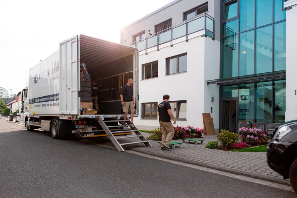 Umzugshilfe Donath Moving & Relocation
