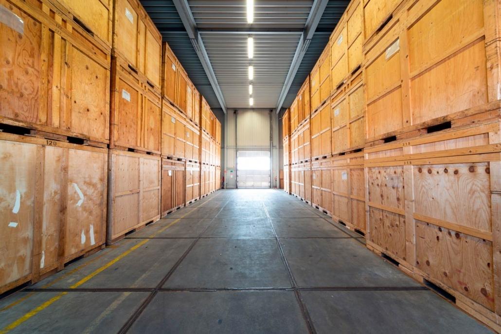 Einlagerung Donath Moving & Relocation
