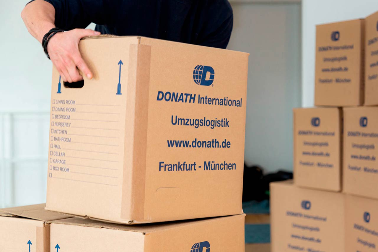 Umzugshilfe Donath Moving & Relocation