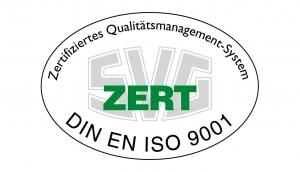 ISO-9001 Qualität Umzug
