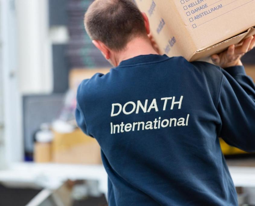 Spezialtransporte Umzugsfirma Donath Relocation