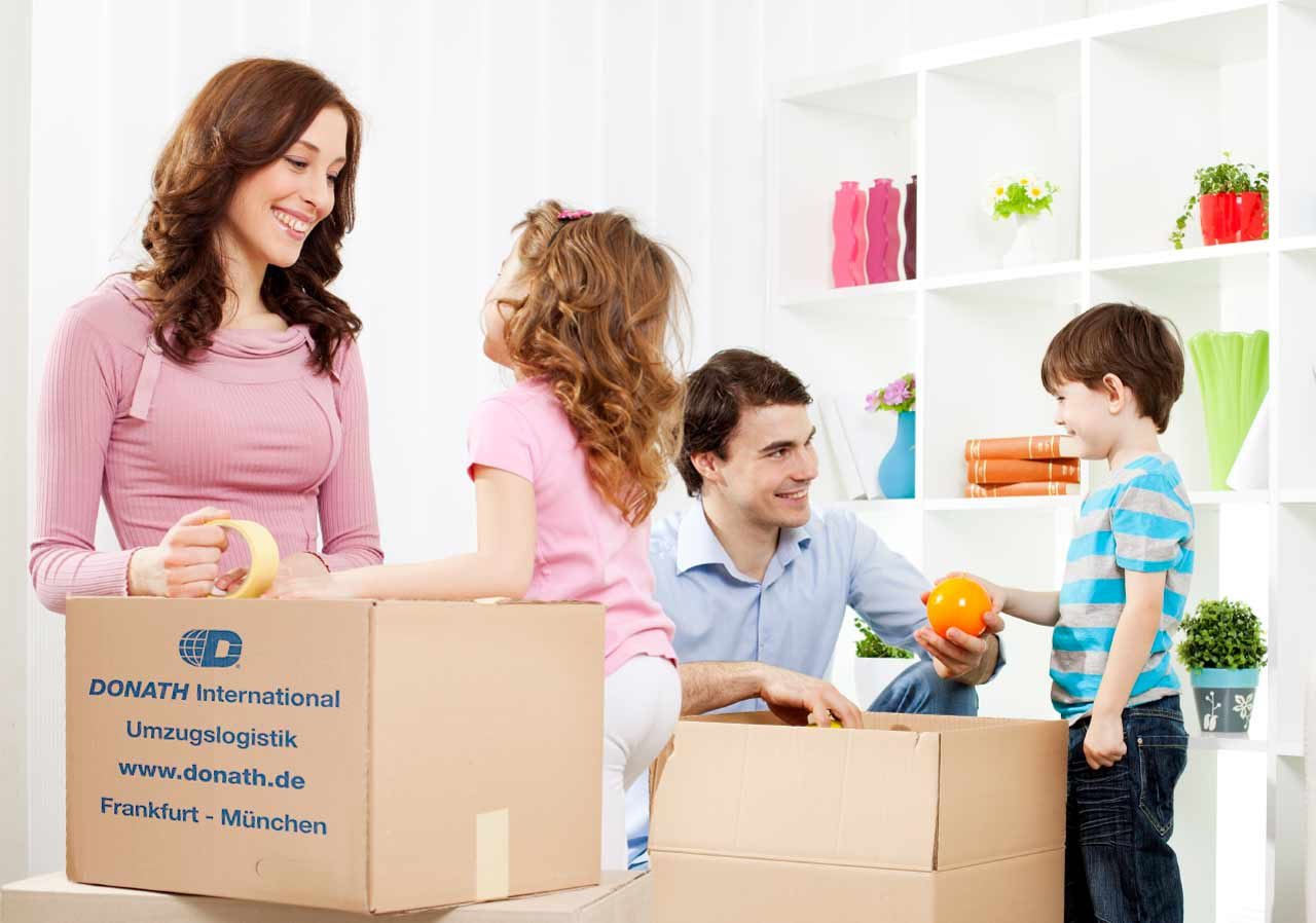 Integration und Familienservice Donath Relocation
