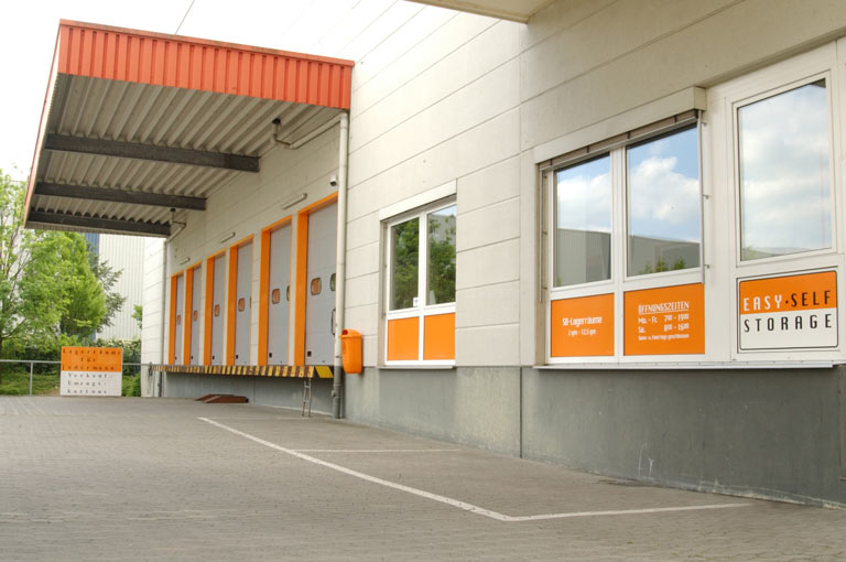 ESS self storage Lagerflächen Offenbach