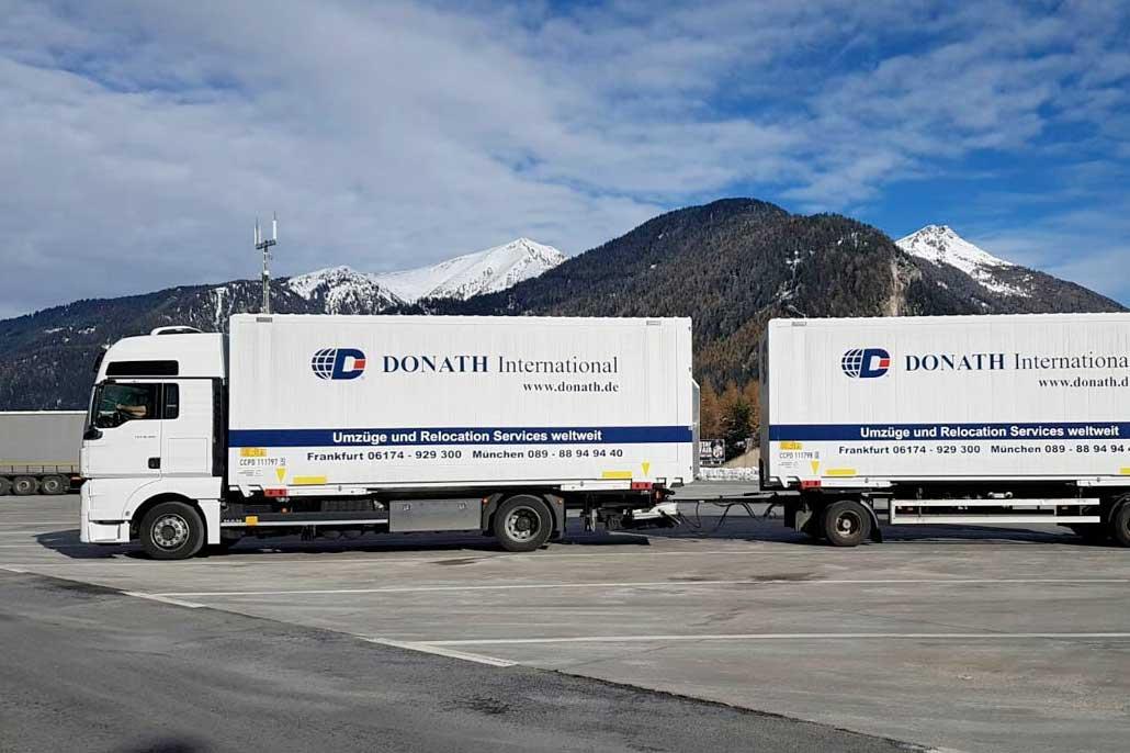 Donath Umzuege International