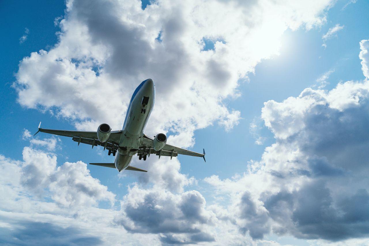 Internationaler Umzug Luftfracht