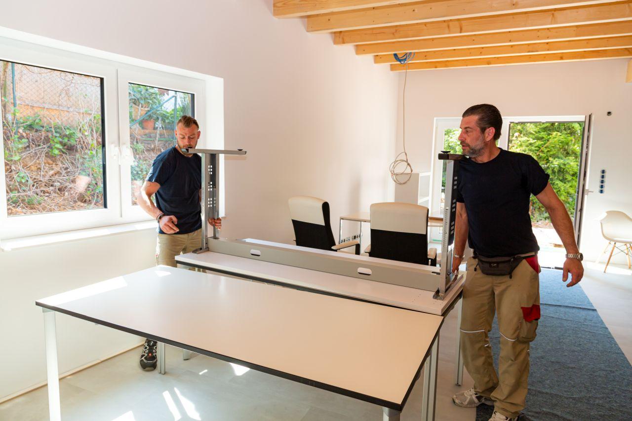 Büroumzug DONATH Moving & Relocation