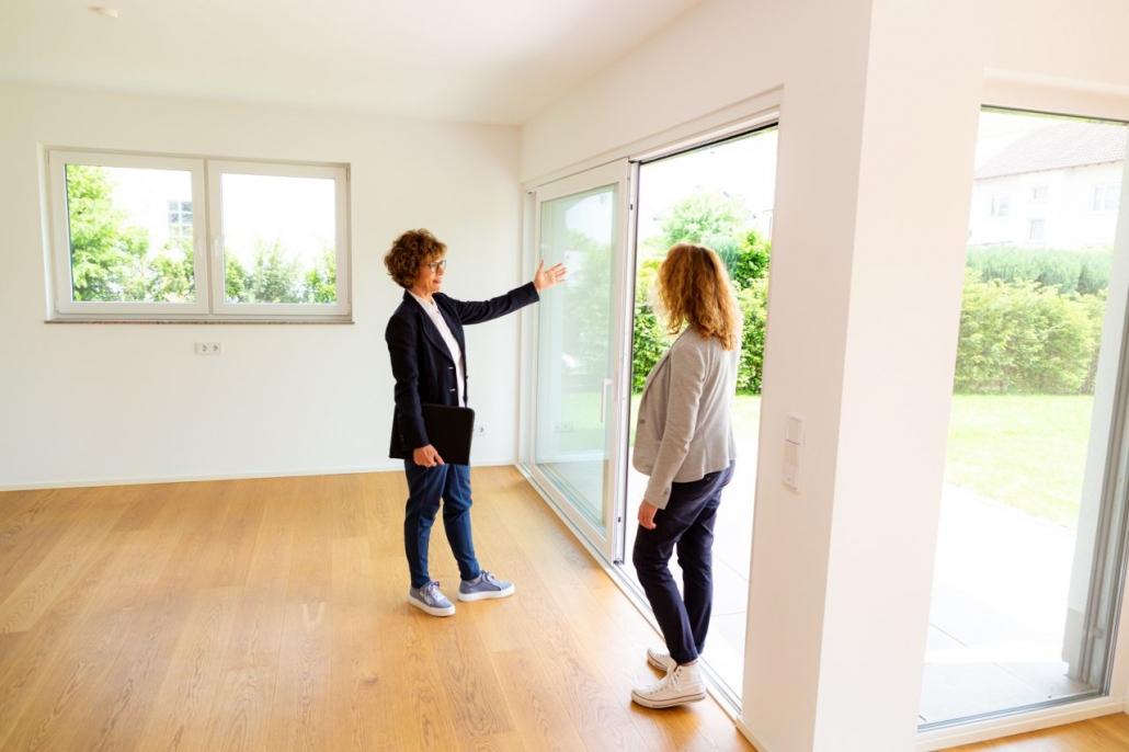Relocation Service Wohnungsbesichtigung DONATH