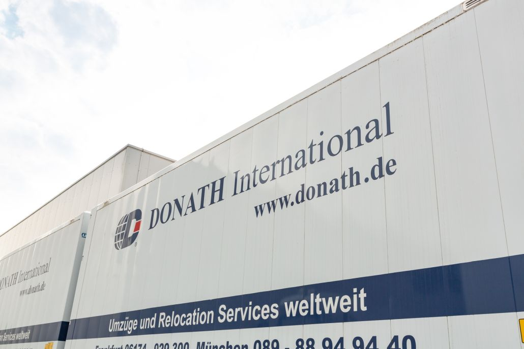Internationaler Umzug DONATH