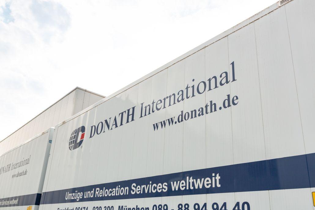 Internationaler Umzug DONATH