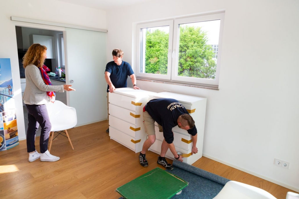 DONATH Relocation Umzug