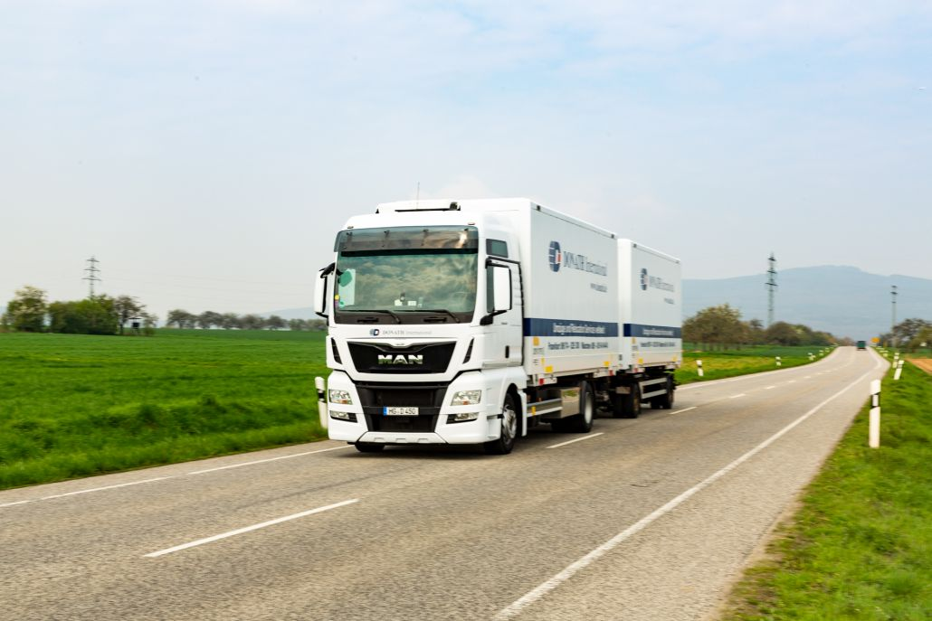 Umzug LKW DONATH Moving & Relocation