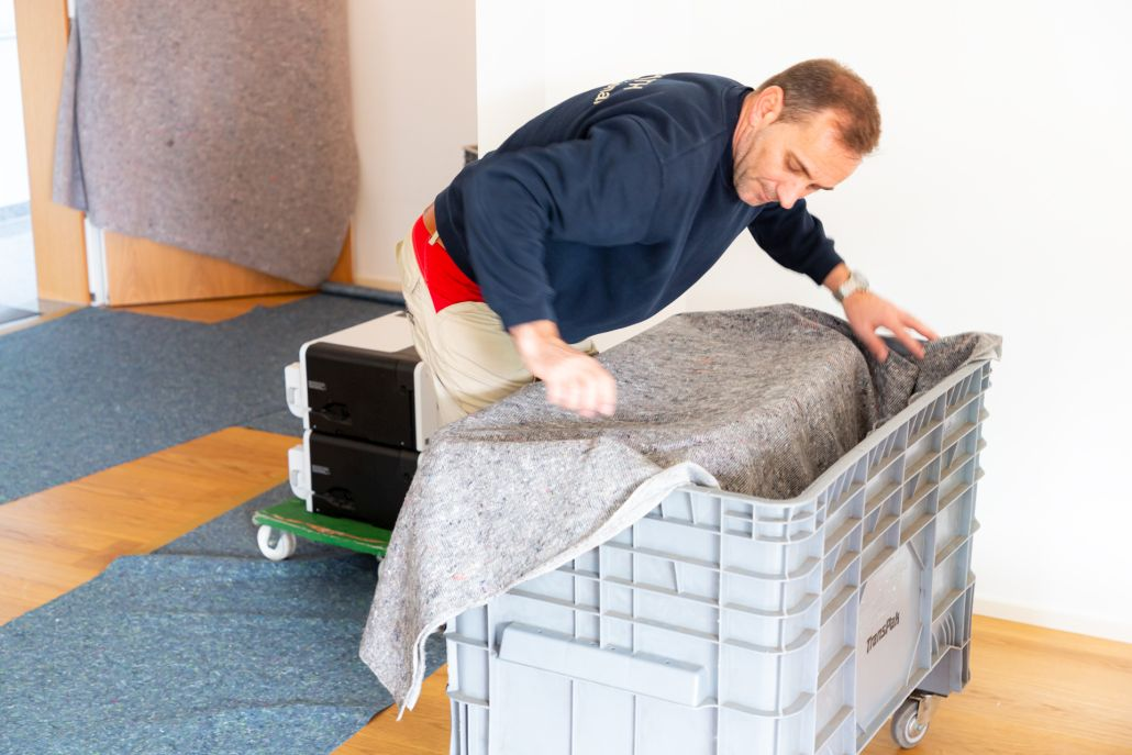 Umzug DONATH Moving & Relocation