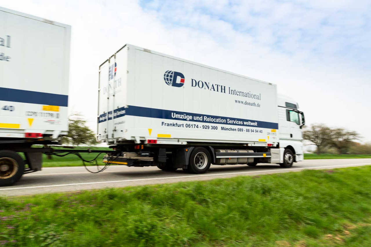 Donath Moving Relocation worldwide